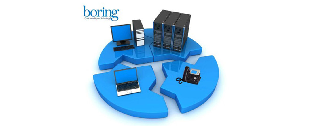 Managed Network Services Increase Productivity and Decrease Overhead